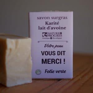 ||savon saponifié à froid nature et progrès|savons naturels bio||savonnerie artisanales||savons fabriqués en france|savonnerie ain|savon-artisanal-avoine