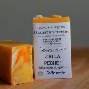 savons à froid|||savons a froid|savon bio artisanal orange verveine|savon saponifié à froid