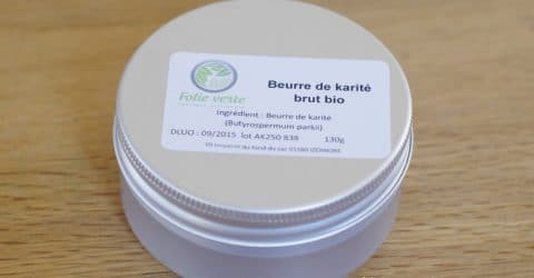 beurre de karité brut bio (Medium)