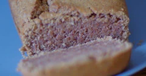 cake tourteau de noisette
