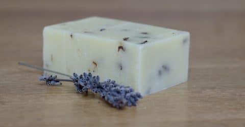 savon artisanal bio lavande (Medium)